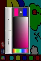 Screenshot of Paint Bucket Coloring