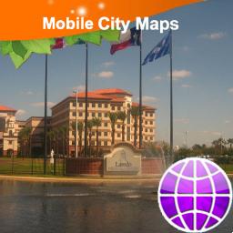 Laredo Street Map