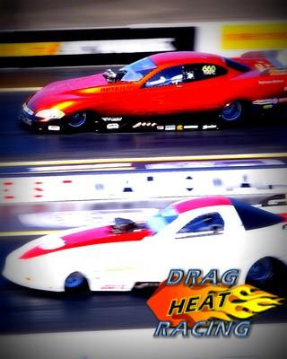 Drag Heat Racing - screenshot