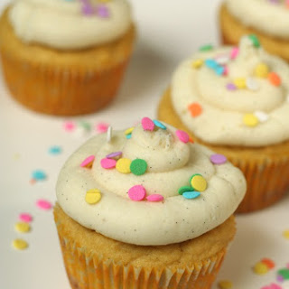 Vanilla Bean Coconut Flour Cupcakes and Teaching Children About Kindness Recipe