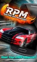 Screenshot of RPM:Racing Pro Manager