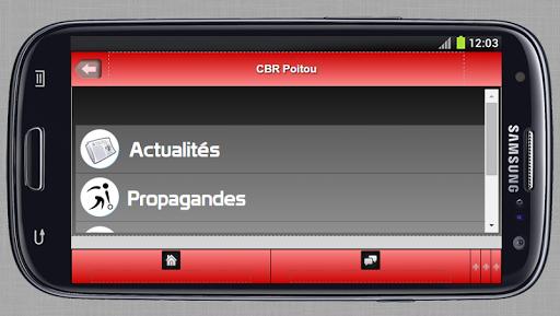 CBR Poitou-Charentes