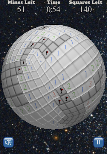 Minesweeper Planet