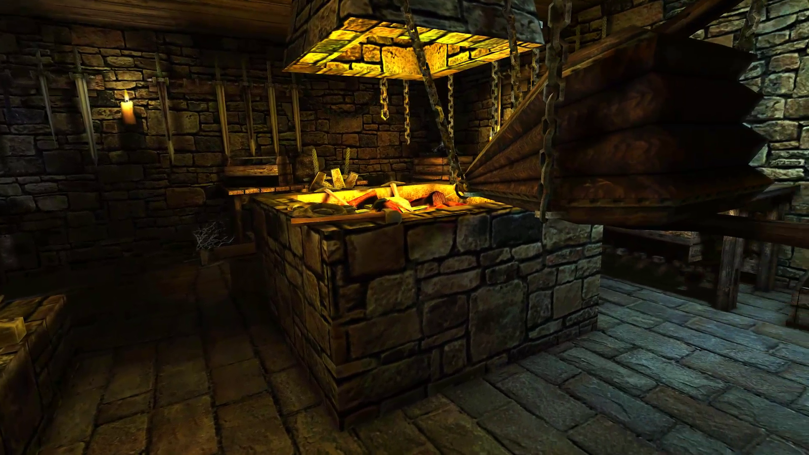 Blacksmith Forge Vr Cardboard Android Apps On Google Play