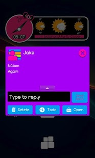 玩個人化App|Rainbow Go SMS Pro Theme免費|APP試玩