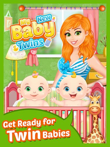 我的新宝贝双胞胎