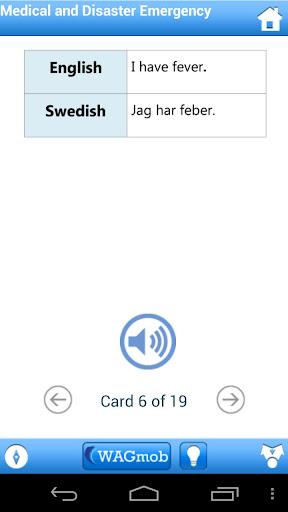 Learn Swedish by WAGmob