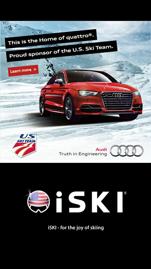 iSKI USA - screenshot