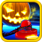 Air Hockey Halloween icon