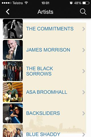 Blues On Broadbeach- screenshot