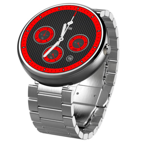 razorWFX Sport Watch Face- screenshot
