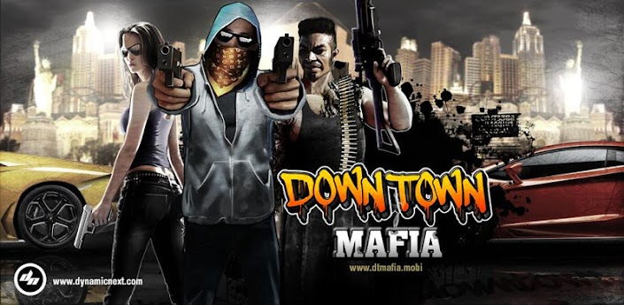 DOWNTOWN MAFIA (RPG) – FREE 0.1.20