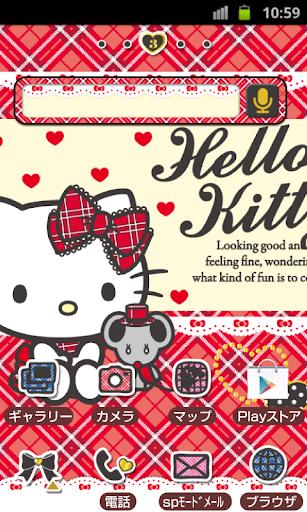 HELLO KITTY Theme163
