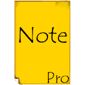 Simple Note Widget Pro