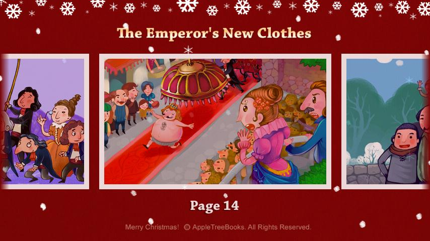 The Emperor's New Clothes - screenshot