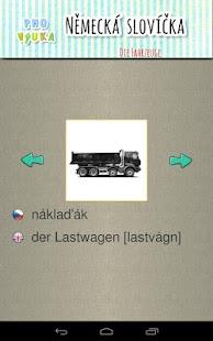 Německá slovíčka [PMQ]- screenshot thumbnail