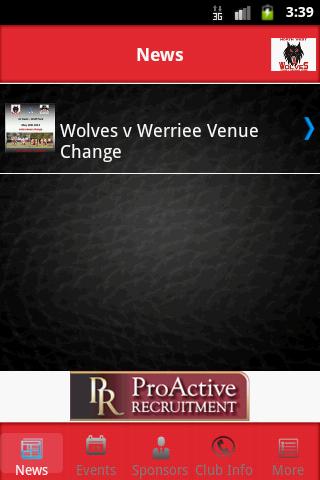 【免費運動App】NW Wolves-APP點子