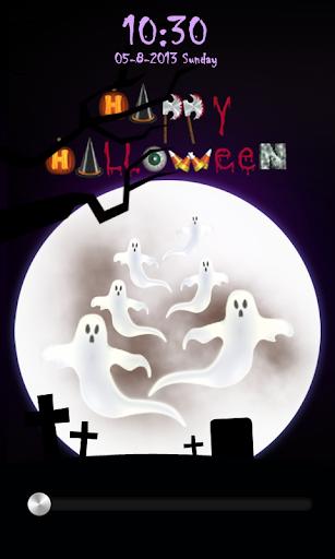 Scary Halloween Costume Locker