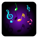 Live Musical Note Wallpaper logo