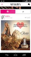 Screenshot of Shakira
