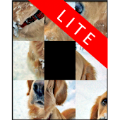 Dog's Sliding Puzzle Lite