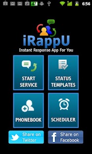 iRappU (Instant Response) - screenshot thumbnail