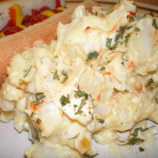 Mom's Potato Salad.