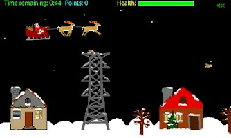 Screenshot of Santa Delivery