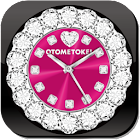 OTOMETOKEI-CUTE ELEGANZA Qlock icon