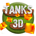 Tanks 3D icon