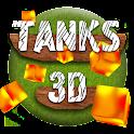 Tanks 3D logo