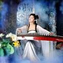 Oriental music icon