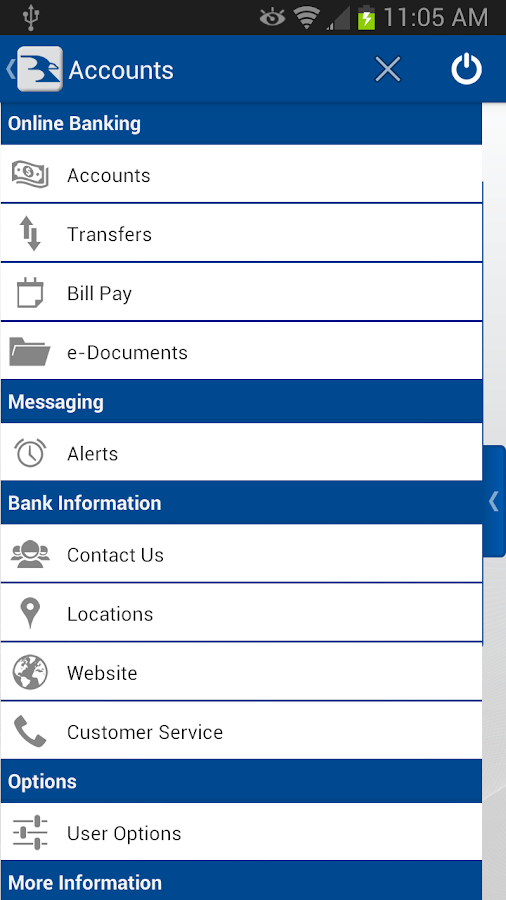 Blue Ridge Bank and Trust Co - screenshot
