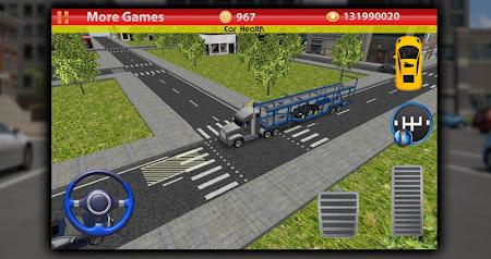 Cargo Transport Driver 3D 1.1 screenshot 15832