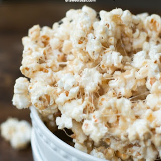 Marshmallow Popcorn.