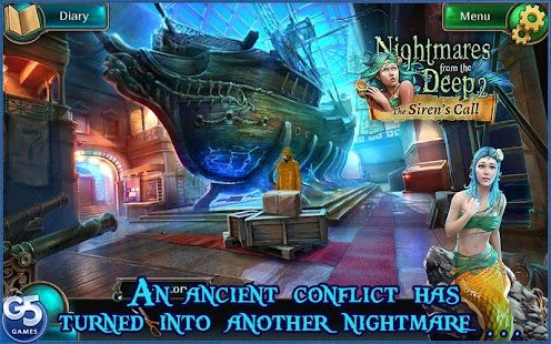 Nightmares from Deep™ 2 Full- screenshot thumbnail