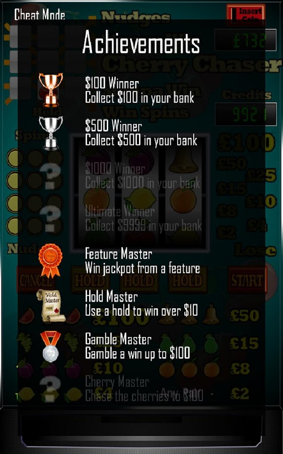 Cherry Chaser Slot Machine +- screenshot