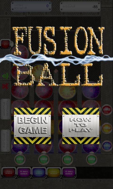 Fusion Ball- screenshot
