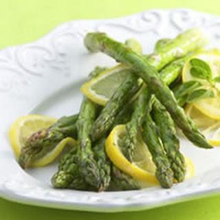 Lemon Lovers' Asparagus Recipe