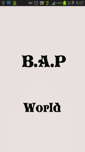 Kpop B.A.P world