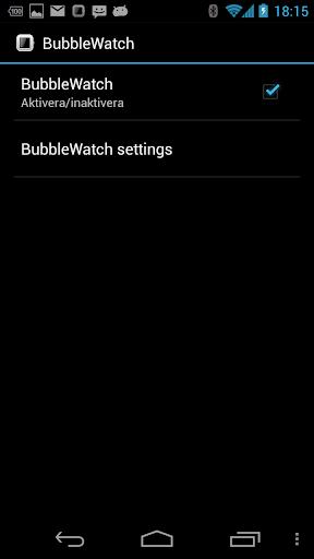 【免費棋類遊戲App】BubbleBreaker for SmartWatch-APP點子