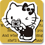 HELLO KITTY Theme100 APK icon