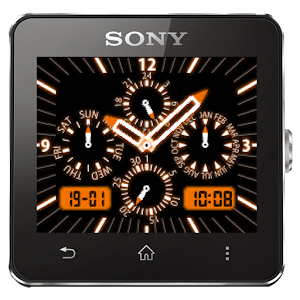 A15 WatchFace for SmartWatch2 生活 App LOGO-APP試玩