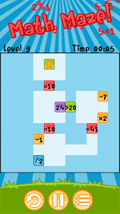 Math Maze!- screenshot thumbnail