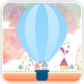 Toddlers Air Balloon