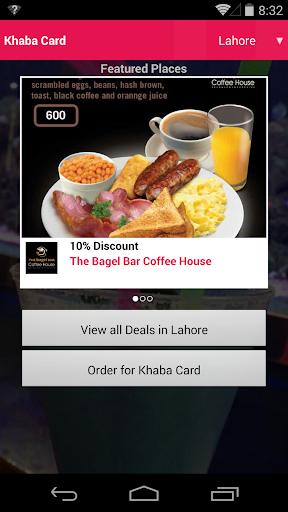 Khaba Card Pakistan