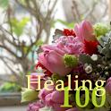 Healing 100 logo