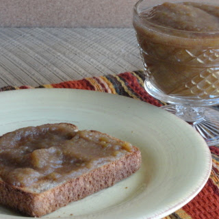 Mind-Blowing Apple Butter