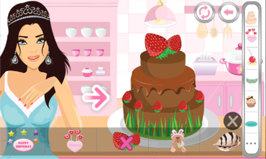 Princess Cakes- screenshot