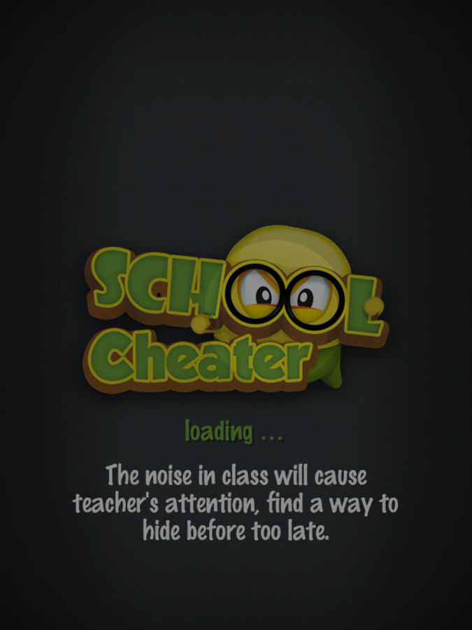 Screenshots of School Cheater for iPhone